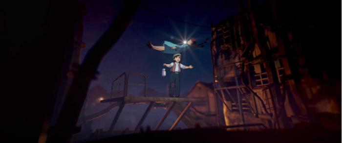 Stunning 3D Tribute To Studio Ghibli And Hayao Miyazaki 4