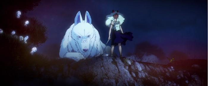 Stunning 3D Tribute To Studio Ghibli And Hayao Miyazaki 5