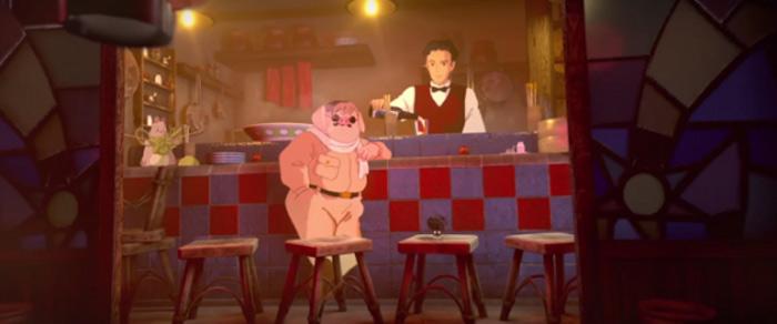 Stunning 3D Tribute To Studio Ghibli And Hayao Miyazaki 7