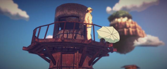 Stunning 3D Tribute To Studio Ghibli And Hayao Miyazaki 9