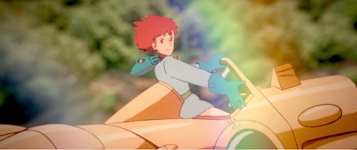 Stunning 3D Tribute To Studio Ghibli And Hayao Miyazaki 12