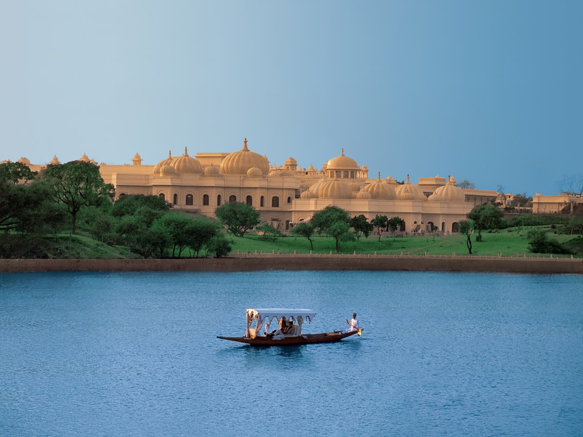What it's like to stay in the world's best hotel, where guests are treated like Indian royalty 4
