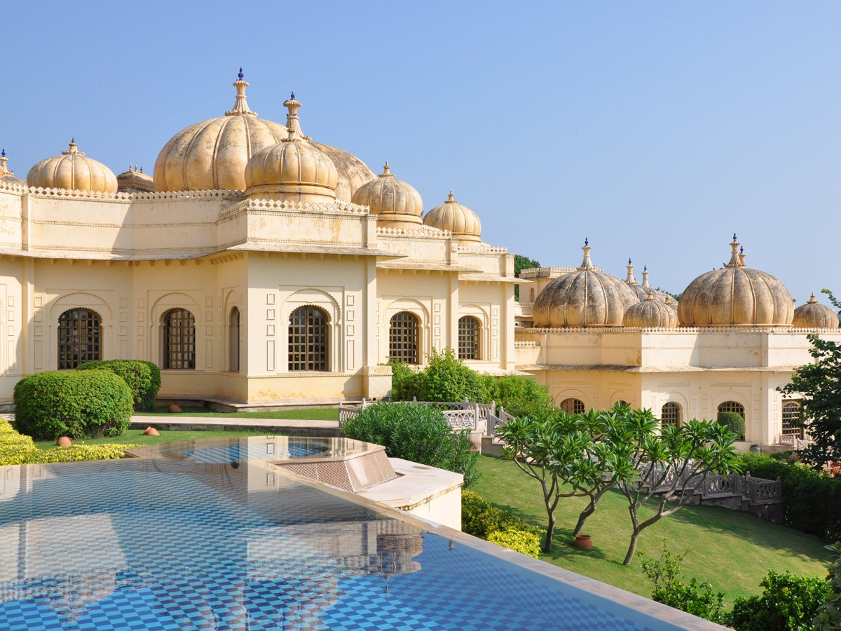 What it's like to stay in the world's best hotel, where guests are treated like Indian royalty 6