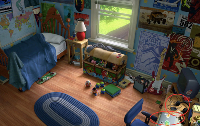 22 Details You Never Noticed In Toy Story 3 5