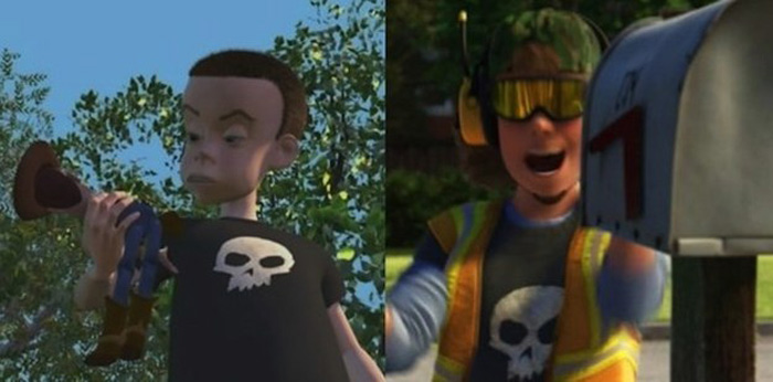 22 Details You Never Noticed In Toy Story 3 20