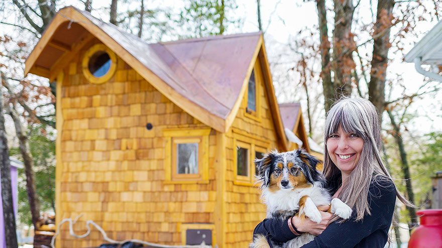 These Tiny Houses Will Make You Want To Give Up The Big One 1