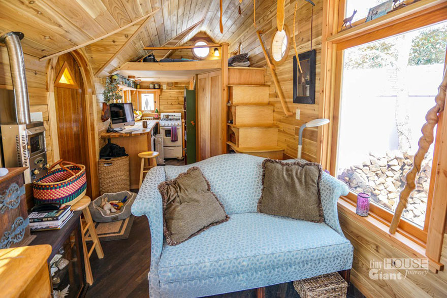 These Tiny Houses Will Make You Want To Give Up The Big One 3