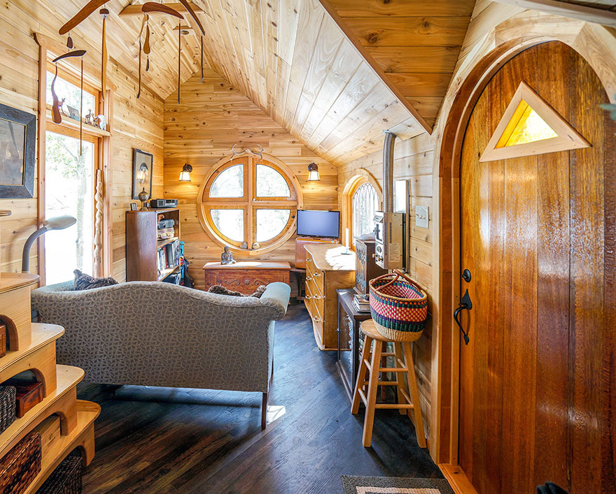 These Tiny Houses Will Make You Want To Give Up The Big One 4
