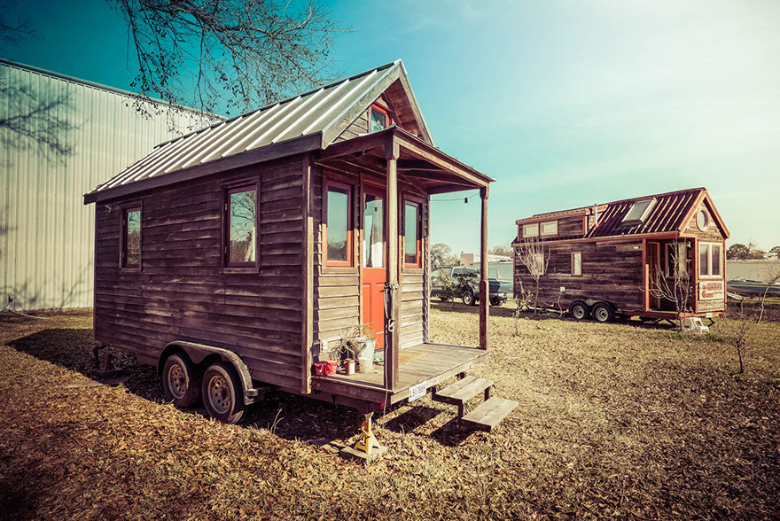 These Tiny Houses Will Make You Want To Give Up The Big One 11