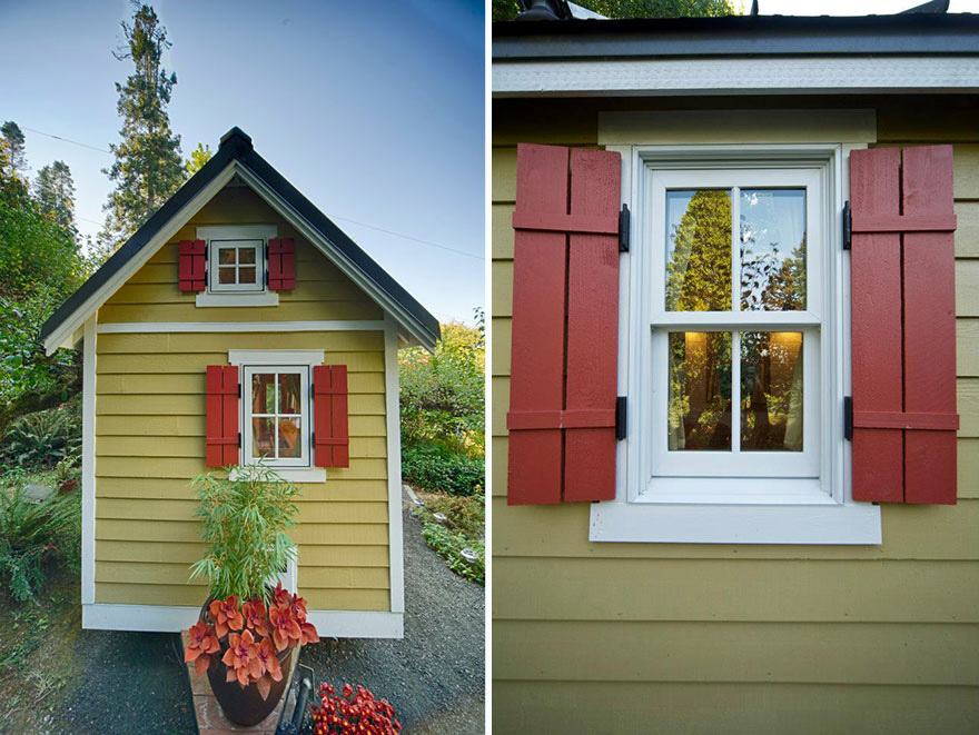 These Tiny Houses Will Make You Want To Give Up The Big One 13