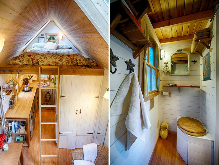 These Tiny Houses Will Make You Want To Give Up The Big One 15
