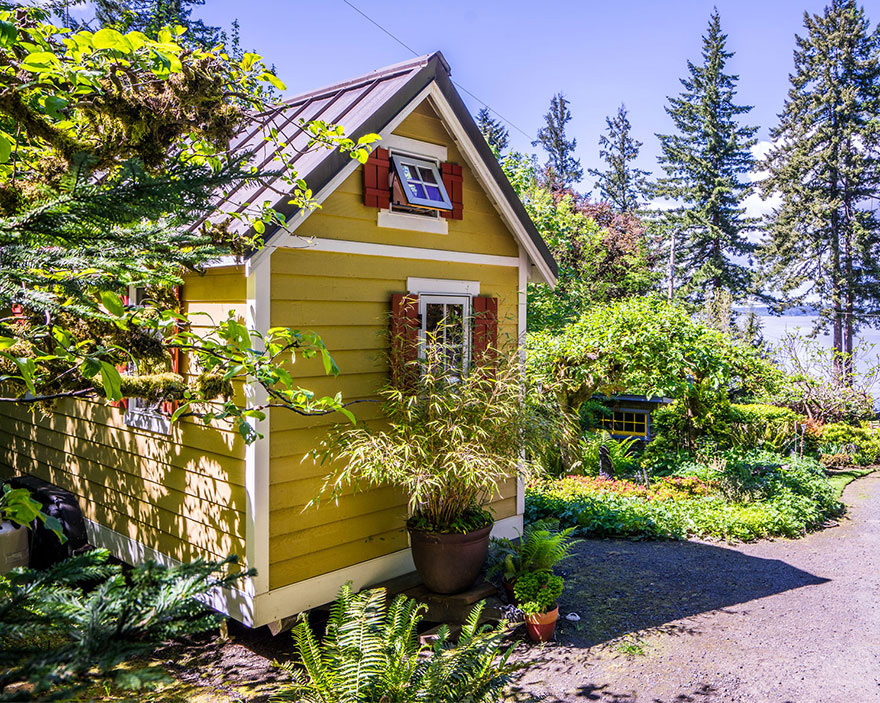 These Tiny Houses Will Make You Want To Give Up The Big One 16