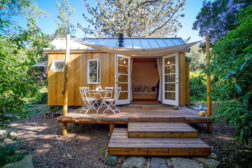 These Tiny Houses Will Make You Want To Give Up The Big One 18