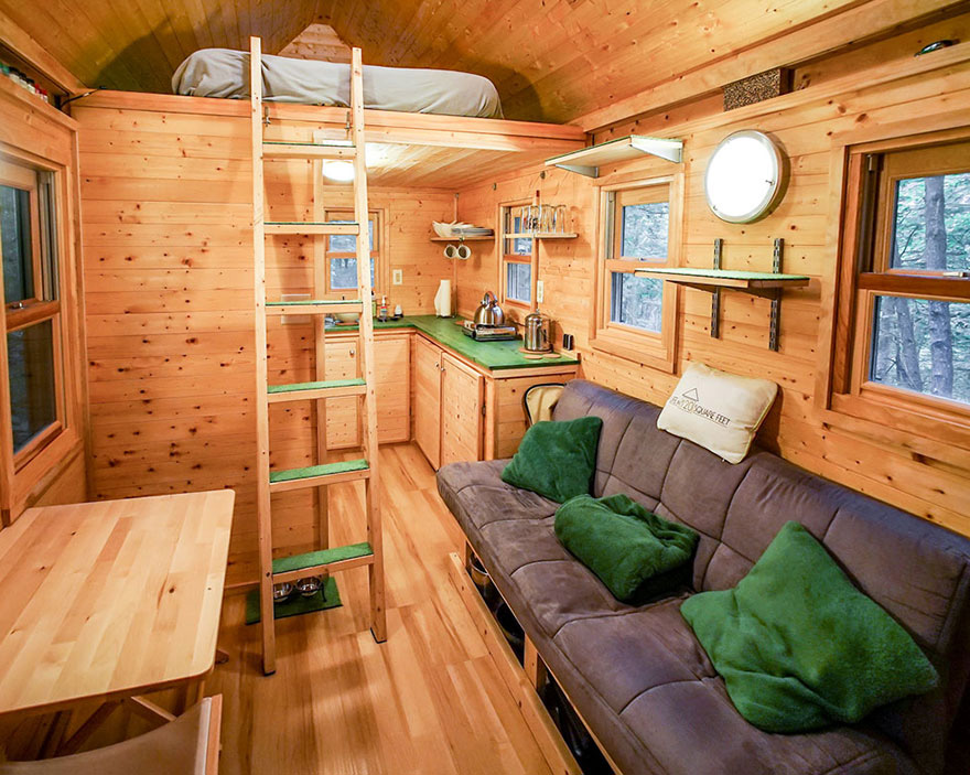These Tiny Houses Will Make You Want To Give Up The Big One 25