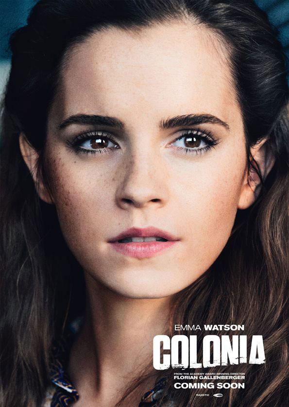為了男友,她可以不惜一切:Emma Watson 最新驚悚劇情片《Colonia》首支預告 6