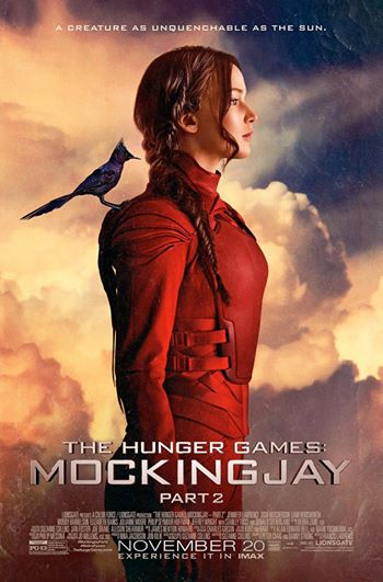 New 'Hunger Games: Mockingjay - Part 2' Trailer Shows The Strength Of A Sister's Bond 1