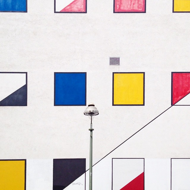 Photographer Captures Colorful, Striking Lines And Patterns In His Surroundings 13