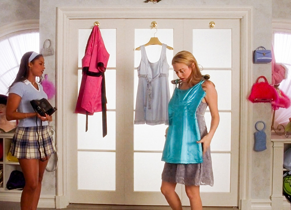 These Walk-in Wardrobes From Films Will Make You So Jealous 3