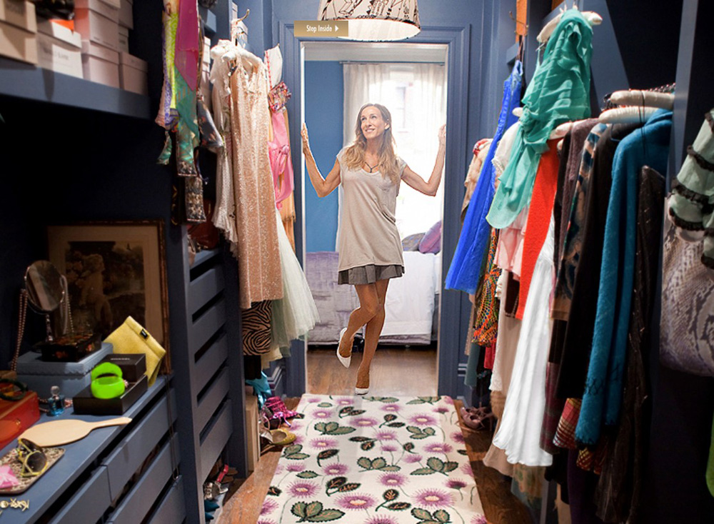 These Walk-in Wardrobes From Films Will Make You So Jealous 6