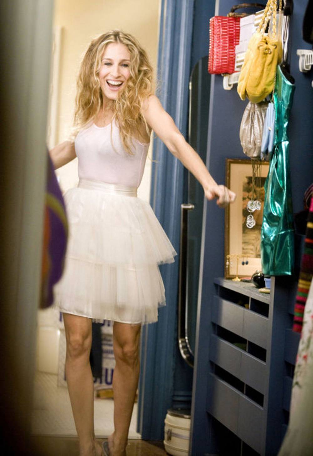 These Walk-in Wardrobes From Films Will Make You So Jealous 9