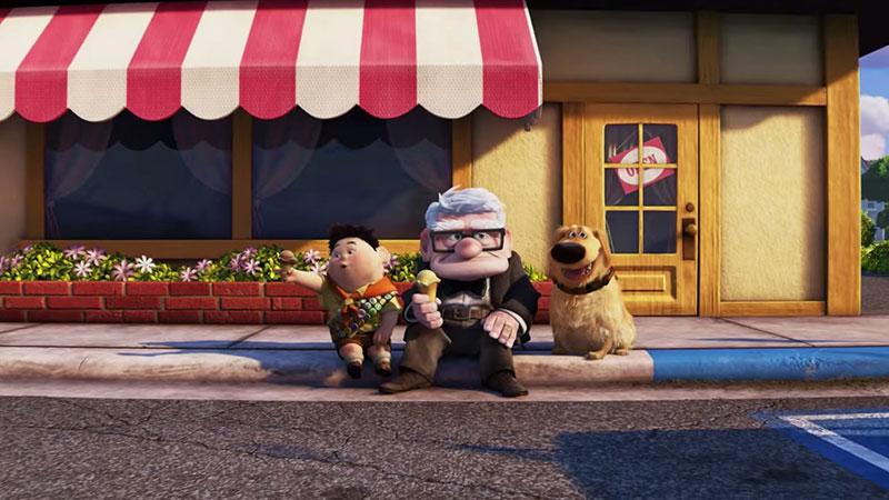 20 Years Of Friendship:會讓你流淚的Pixar最新短片,回顧經典角色的溫暖友情 3