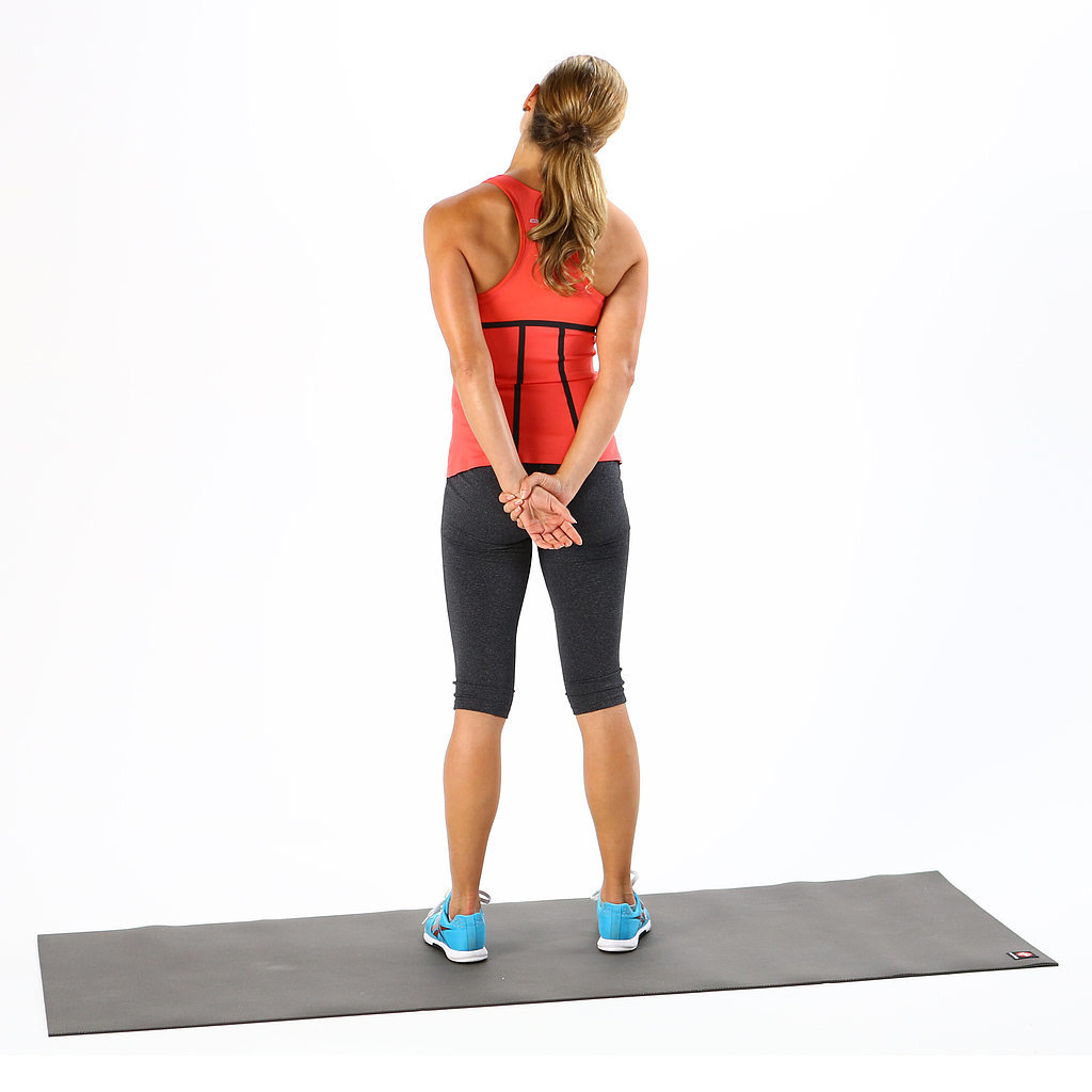 Desk Stretches to Relieve Neck and Shoulder Tension 2