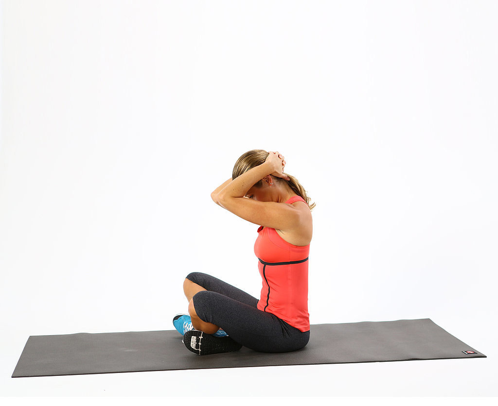 Desk Stretches to Relieve Neck and Shoulder Tension 5