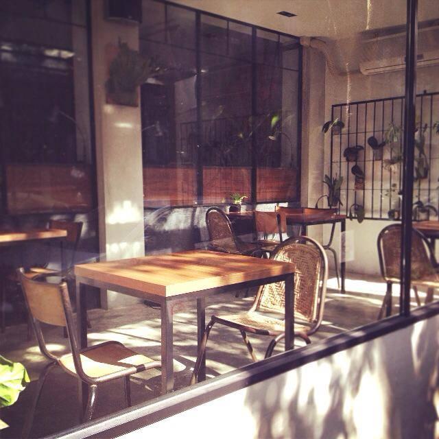 一個人也自在,巷弄裡的咖啡廳 1