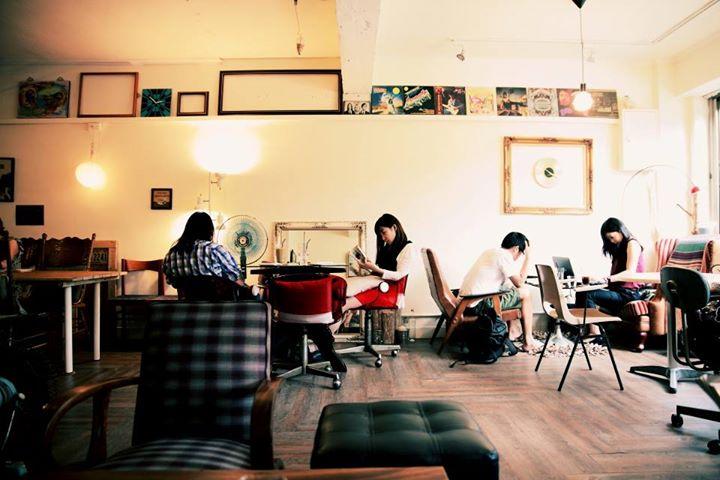一個人也自在,巷弄裡的咖啡廳 16