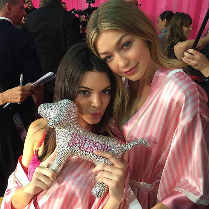 2015 Victoria's Secret Fashion Show Backstage 1
