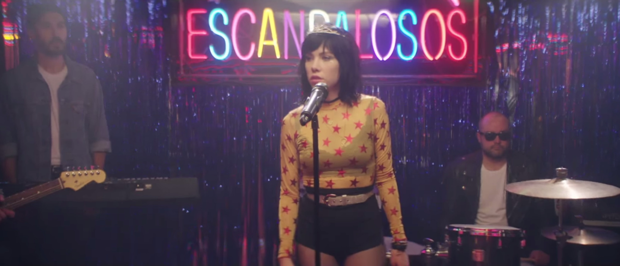 霓虹炫彩:Carly Rae Jepsen -《Your Type》MV 釋出 1