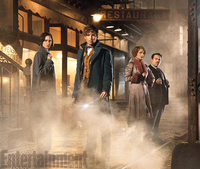 魔法世界重啟:《Harry Potter》電影番外篇首批奇幻劇照 2