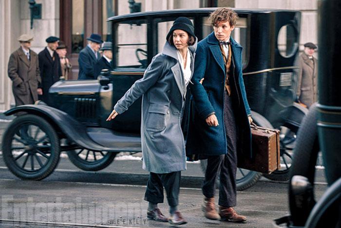 魔法世界重啟:《Harry Potter》電影番外篇首批奇幻劇照 4