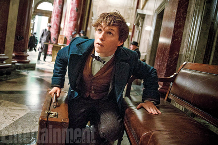 魔法世界重啟:《Harry Potter》電影番外篇首批奇幻劇照 5