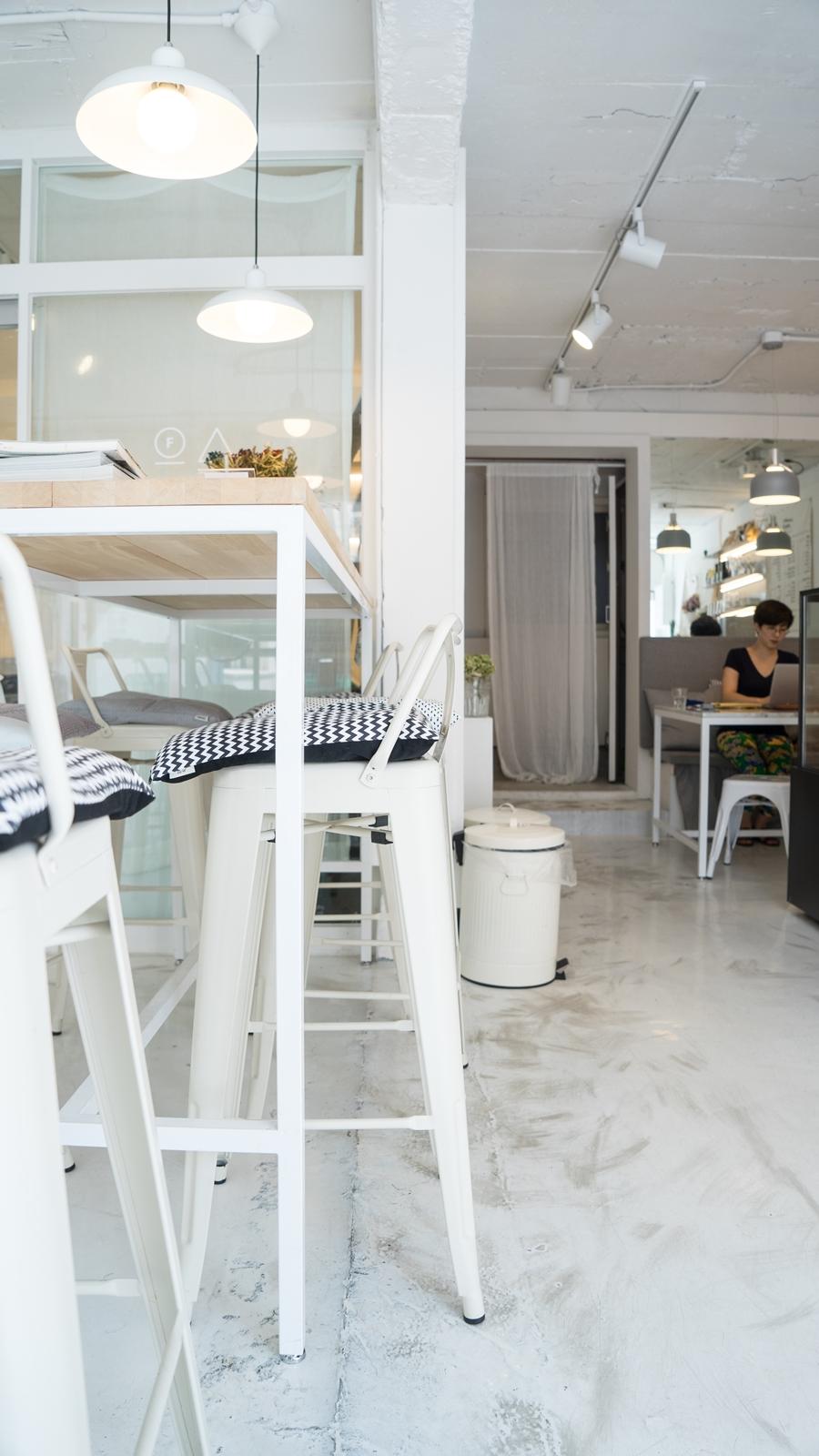 Lifestyle—慢活步調,自助洗衣店裡的咖啡香 5