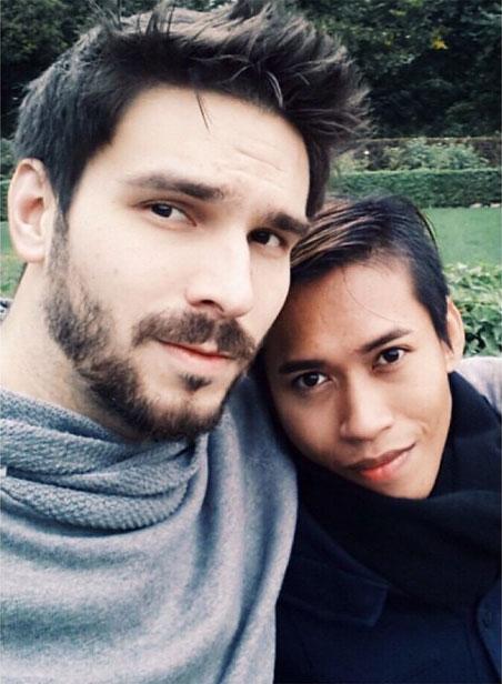 Love Wins : 不受他人批評!同志情侶 Noparuj & Thorsten 德國浪漫結婚 12