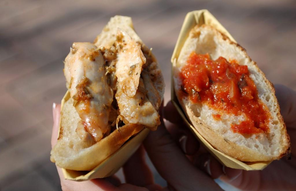 給愛吃的你:義大利17個必吃街頭美食 8