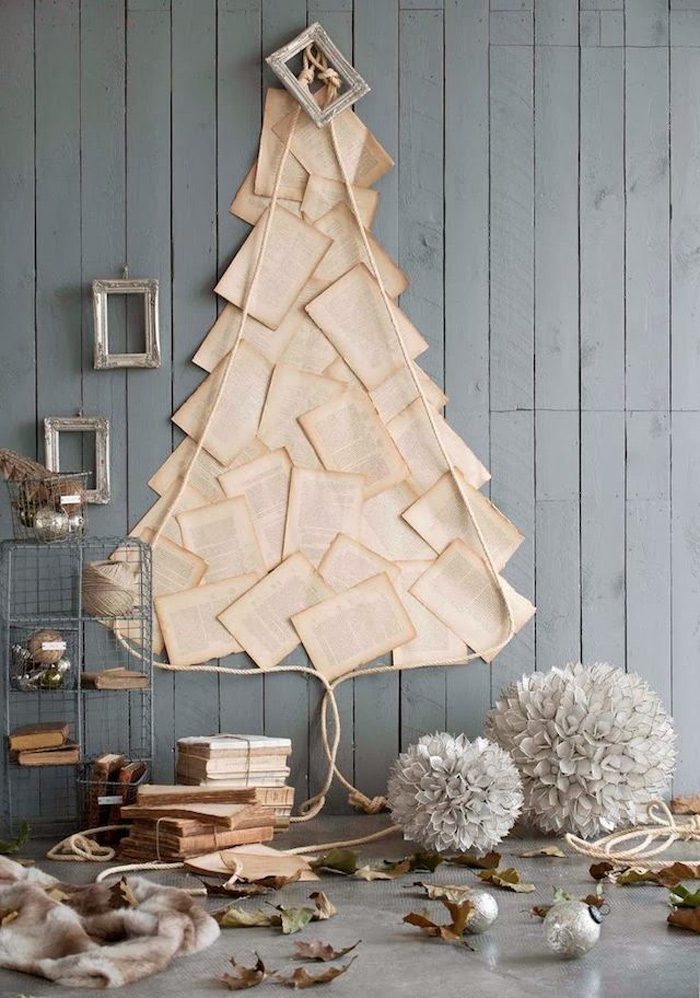 DIY Christmas Tree Ideas For Small Apartment 1