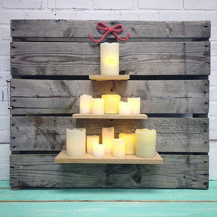 DIY Christmas Tree Ideas For Small Apartment 6