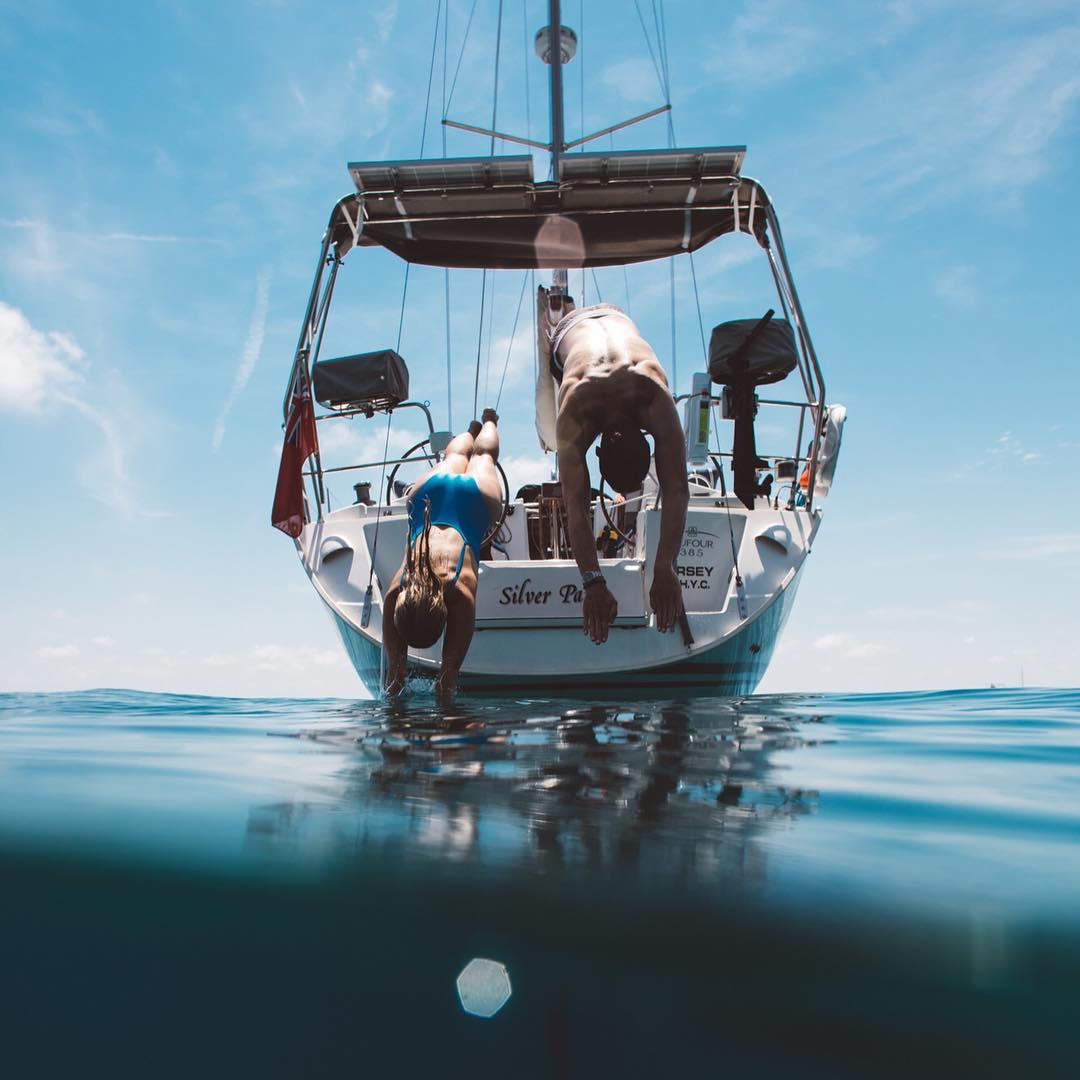 Dreams Come True:訂婚夫婦辭去工作,實現漂泊大海的自由生活 30