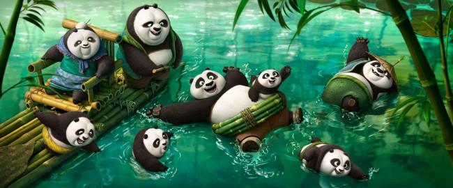 First Look:地表最強熊貓《Kung Fu Panda》第 3 集最新預告短片 1