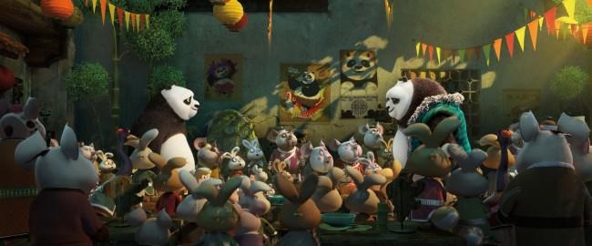 First Look:地表最強熊貓《Kung Fu Panda》第 3 集最新預告短片 2