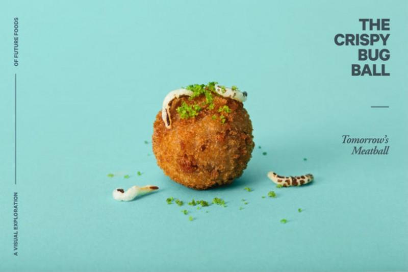 IKEA Lab:昆蟲?廚餘?瑞典傳統肉丸變身迎接未來 8