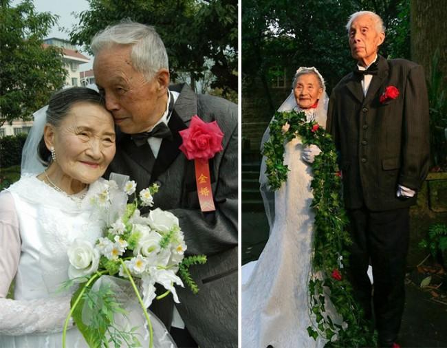 Love Forever:98 歲老夫婦舊游承諾之地,拍下 70 年後的永恆婚紗照 1