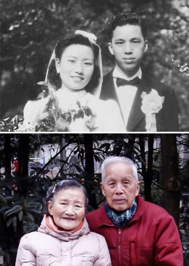 Love Forever:98 歲老夫婦舊游承諾之地,拍下 70 年後的永恆婚紗照 3