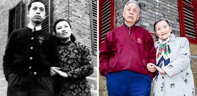 Love Forever:98 歲老夫婦舊游承諾之地,拍下 70 年後的永恆婚紗照 4
