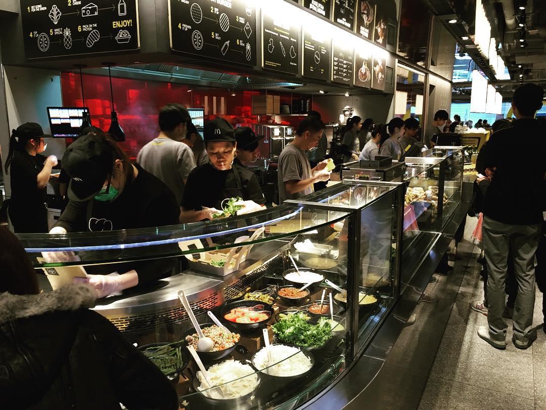 香港首開高檔McDonald's Next概念店,裝潢美、氣氛佳、沙拉吧任你配! 10