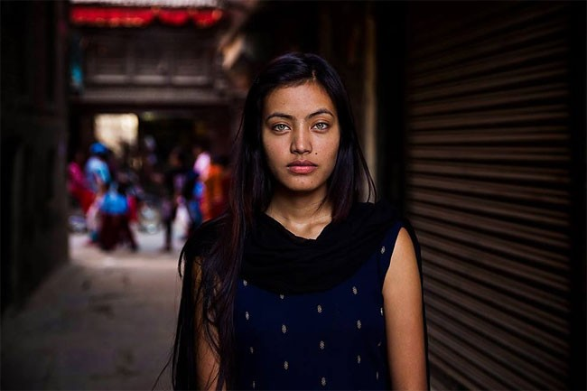 來自不同國家的女性臉龐:攝影師捕捉對於「美」的各種定義! 1