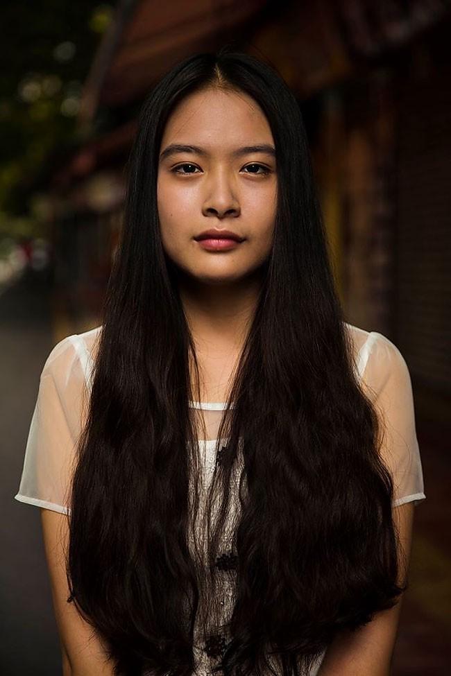 來自不同國家的女性臉龐:攝影師捕捉對於「美」的各種定義! 2
