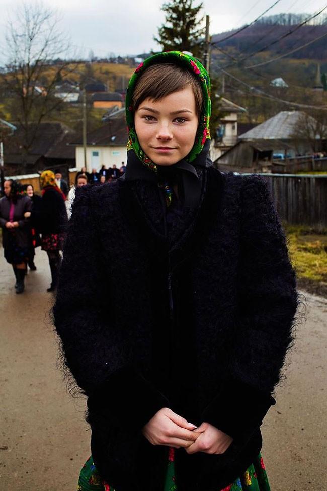 來自不同國家的女性臉龐:攝影師捕捉對於「美」的各種定義! 3